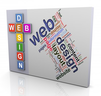 Website construction, development